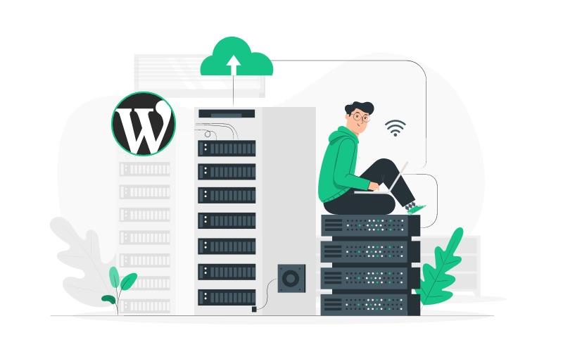 φιλοξενία WordPress για αρχάριους