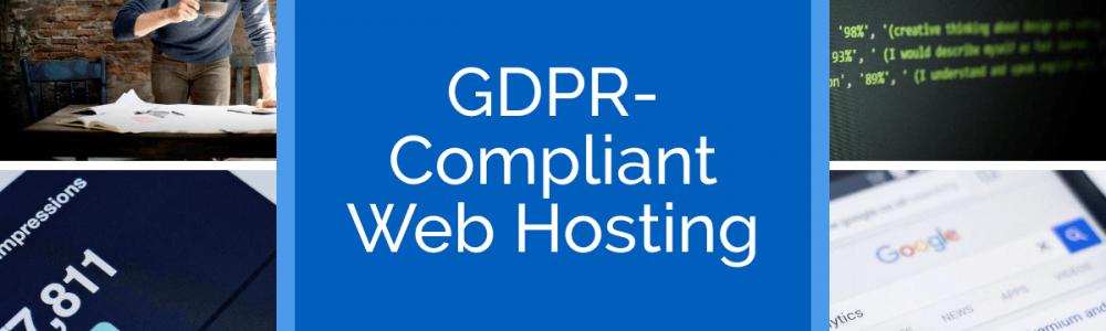 GDPR-Compliant-web-hosting